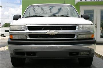 2005 Chevrolet Tahoe for sale at Caesars Auto Sales in Longwood FL