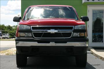 2006 Chevrolet Silverado 1500 for sale at Caesars Auto Sales in Longwood FL