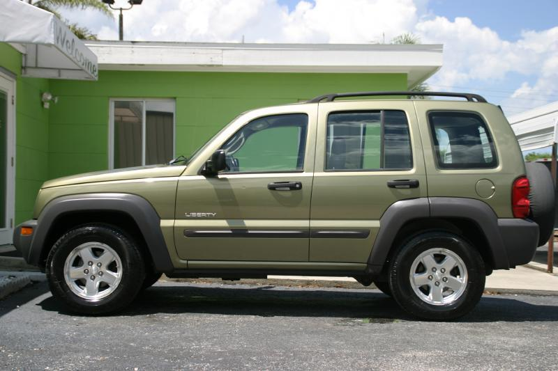2004 Jeep Liberty for sale at Caesars Auto Sales in Longwood FL