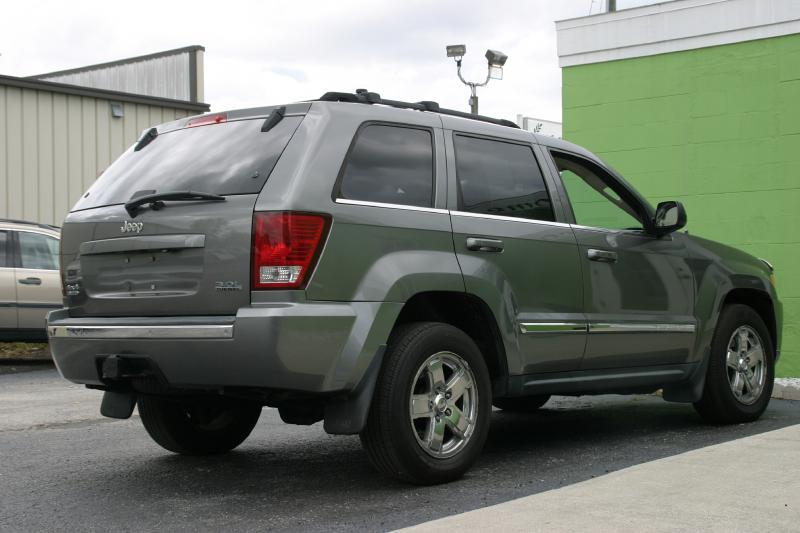 2007 Jeep Grand Cherokee for sale at Caesars Auto Sales in Longwood FL