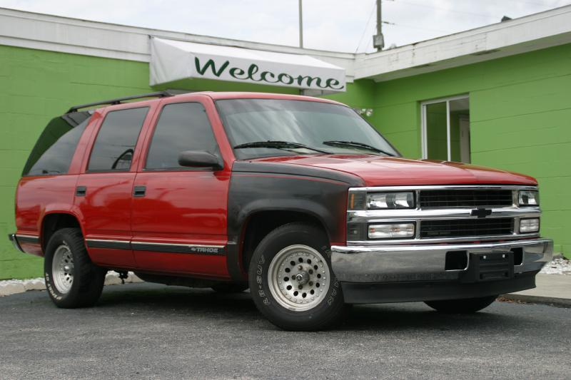 1999 Chevrolet Tahoe for sale at Caesars Auto Sales in Longwood FL
