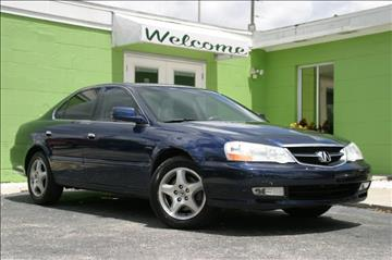 2003 Acura TL for sale at Caesars Auto Sales in Longwood FL