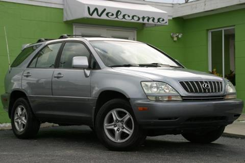 2002 Lexus RX 300 for sale at Caesars Auto Sales in Longwood FL