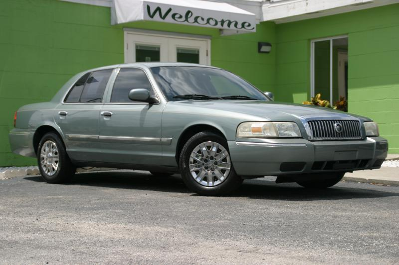 2006 Mercury Grand Marquis for sale at Caesars Auto Sales in Longwood FL