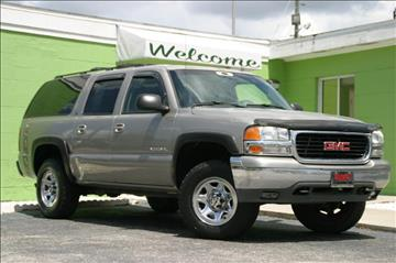 2002 GMC Yukon XL for sale at Caesars Auto Sales in Longwood FL