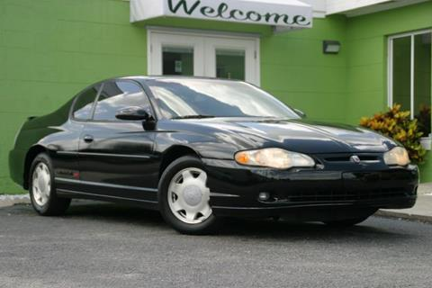 2003 Chevrolet Monte Carlo for sale at Caesars Auto Sales in Longwood FL