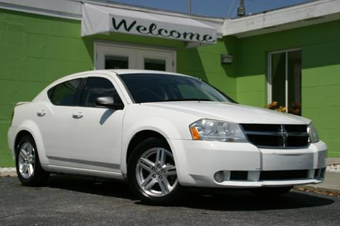 2009 Dodge Avenger for sale at Caesars Auto Sales in Longwood FL