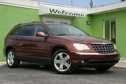 2007 Chrysler Pacifica for sale at Caesars Auto Sales in Longwood FL