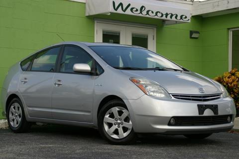 2007 Toyota Prius for sale at Caesars Auto Sales in Longwood FL