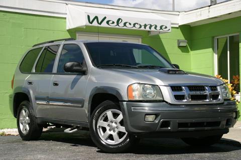 2004 Isuzu Ascender for sale at Caesars Auto Sales in Longwood FL