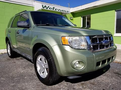 Ford Escape Hybrid For Sale >> 2008 Ford Escape Hybrid For Sale In Longwood Fl