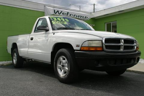 1998 Dodge Dakota for sale at Caesars Auto Sales in Longwood FL