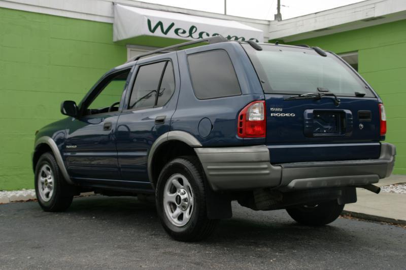2002 Isuzu Rodeo for sale at Caesars Auto Sales in Longwood FL
