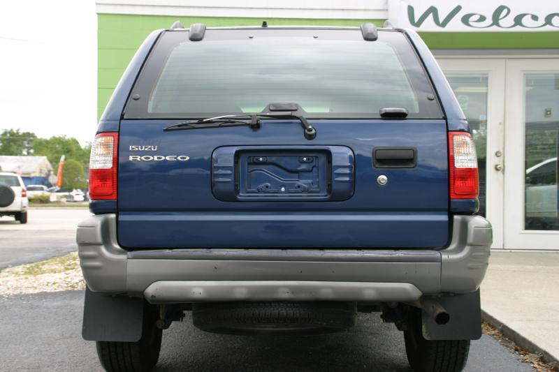 2002 Isuzu Rodeo for sale at Caesars Auto Sales in Longwood FL