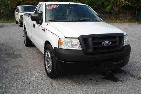 2005 Ford F-150 for sale in Wilmington, DE