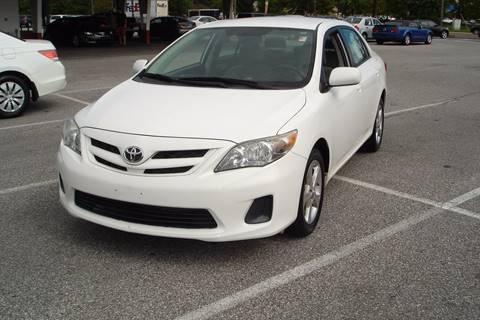 2011 Toyota Corolla for sale in Wilmington, DE