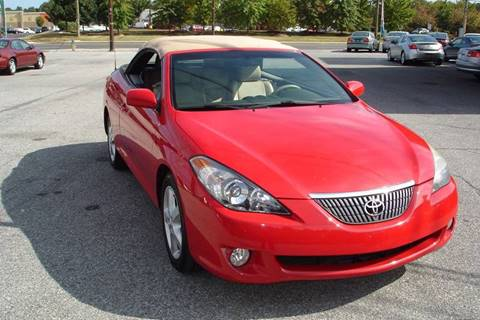 2006 Toyota Camry Solara for sale in Wilmington, DE