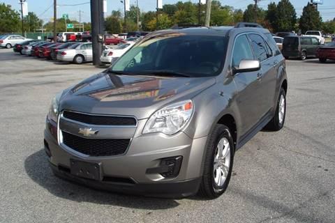 2012 Chevrolet Equinox for sale in Wilmington, DE