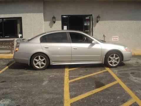 2003 Nissan Altima for sale in Wilmington, DE