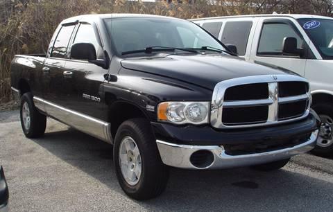 2004 Dodge Ram Pickup 1500 for sale in Wilmington, DE