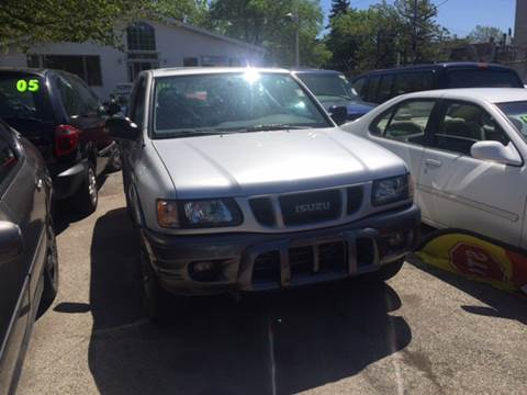 2001 Isuzu Rodeo Sport for sale in Chicago, IL