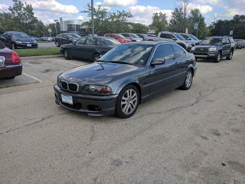 2003 BMW 3 Series for sale at Chicago Cash Cars in Chicago IL