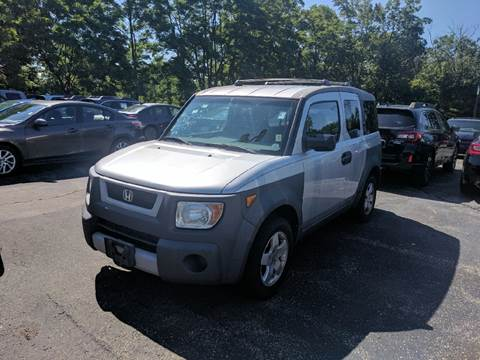 2003 Honda Element for sale at Chicago Cash Cars in Chicago IL
