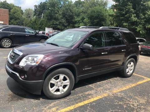 2008 GMC Acadia for sale at Chicago Cash Cars in Chicago IL