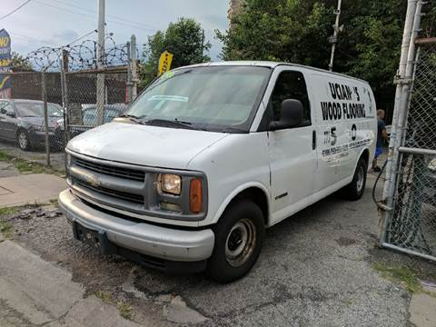 2001 Chevrolet Express Cargo for sale at Chicago Cash Cars in Chicago IL