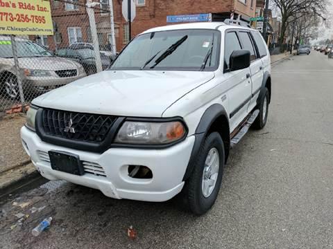 2003 Mitsubishi Montero Sport for sale in Chicago, IL