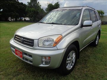 2002 Toyota RAV4 for sale in Arlington, TX