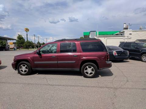 2005 Chevrolet TrailBlazer EXT for sale in Idaho Falls, ID