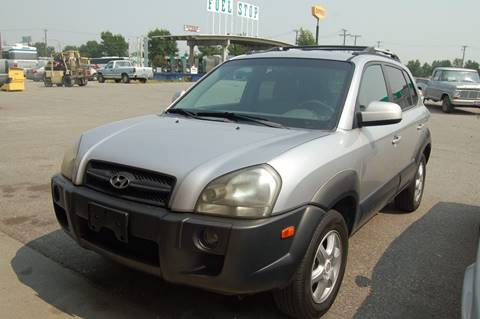2005 Hyundai Tucson for sale in Idaho Falls, ID