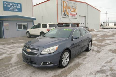 2013 Chevrolet Malibu LT for sale at Perfection Auto & RV in Idaho Falls ID