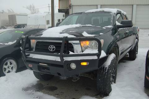 2008 Toyota Tundra SR5 for sale at Perfection Auto & RV in Idaho Falls ID