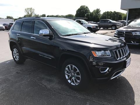 2014 Jeep Grand Cherokee for sale in Frontenac KS