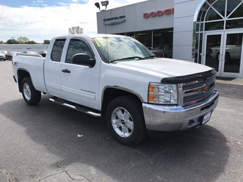 2013 Chevrolet Silverado 1500 for sale in Frontenac KS