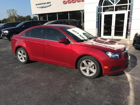 2014 Chevrolet Cruze for sale in Frontenac KS