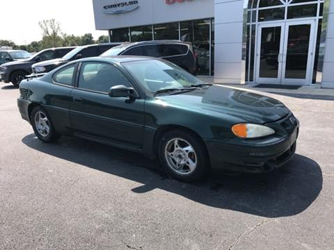 2002 Pontiac Grand Am for sale in Frontenac KS