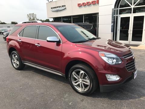 2016 Chevrolet Equinox for sale in Frontenac, KS
