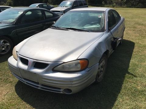 2001 Pontiac Grand Am for sale in Frontenac KS