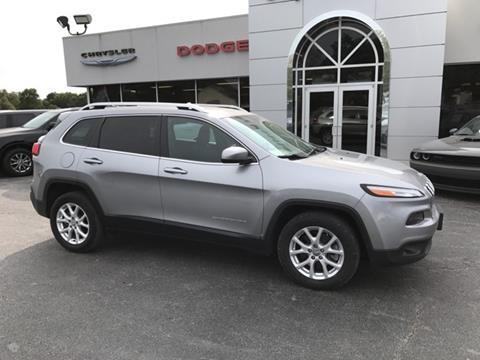 2015 Jeep Cherokee for sale in Frontenac, KS
