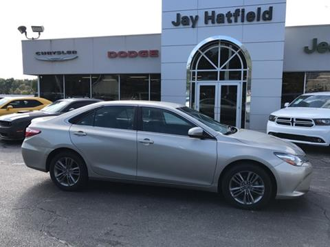 2016 Toyota Camry for sale in Frontenac, KS