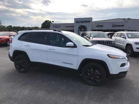2018 Jeep Cherokee for sale in Frontenac, KS