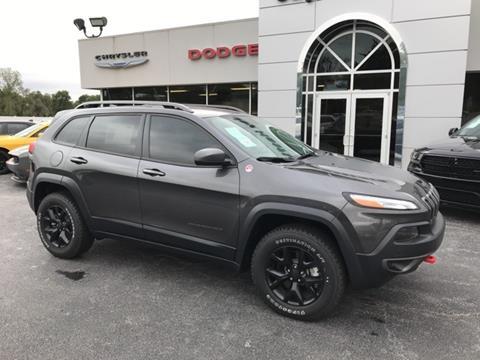2017 Jeep Cherokee for sale in Frontenac, KS