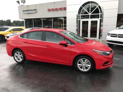 2017 Chevrolet Cruze for sale in Frontenac, KS
