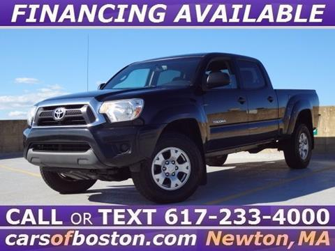 used 2013 toyota tacoma for sale in massachusetts. Black Bedroom Furniture Sets. Home Design Ideas