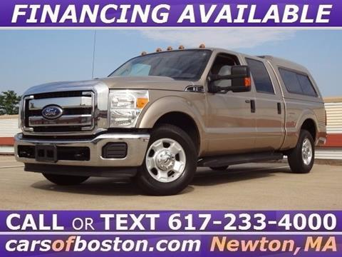 2011 Ford F-250 Super Duty for sale in Newton, MA