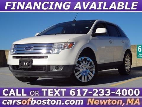 2008 Ford Edge for sale in Newton, MA