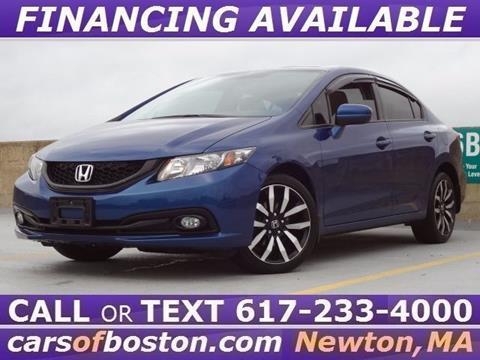 2014 Honda Civic for sale in Newton, MA